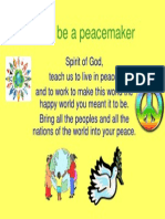 yr 2 i can be a peacemaker