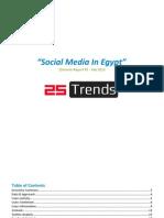 25trends R1 SocialMediaInEgypt V1