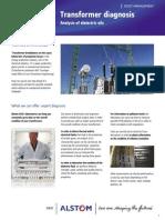 Alstom Grid - Transformer Diagnosis