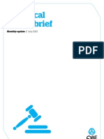 QBE Technical Claims Brief July 2013