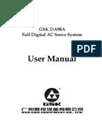 Gsk Cnc Da98a Manual