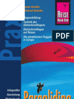HANDBUCH PARAGLIDING - R. Knoller, M.Stritzke