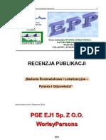 Recenzja PGE