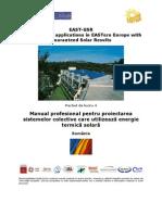 Professional Handbook Romania Incalzire Solara