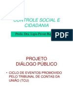 08 Controle Social e Seus Agentes Ligia Pavan