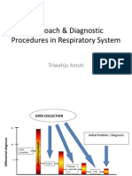Diagnosis & Evaluation of Respiratory Disease