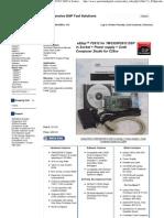 Spectrum Digital Inc. eZdsp™ F2812 for TMS320F2812 DSP in Socket   Power supply   Code Composer Studio for C28xx.pdf