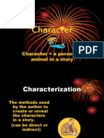 character ppt