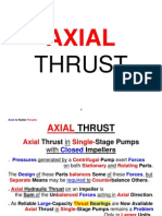 Axial & Radial Thrust