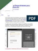 Introdução ao Desenvolvimento para Android II