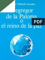 Aivanhov - El Egregor de La Paloma o El Reino de La Paz