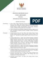 PMK2007-128 - Pengurusan Piutang Negara