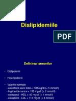 Dislipidemiile