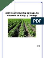 Sistematización de suelos-MR&D-2013