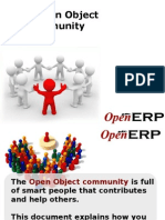 Open Object Community