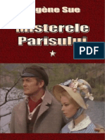 Eugene Sue - Misterele Parisului Vol1