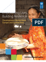 UNDP development stories - Europe and CIS