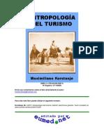 Antropologia Del Turismo