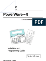 Crow PowerWave 8 Programming Guide