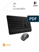 Wireless Combo Mk520 Gsw