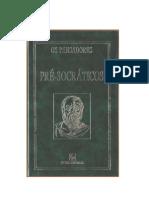 Colecao Pensadores 1 Pre-socraticos