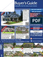 Coldwell Banker Olympia Real Estate Buyers Guide July 13th 2013