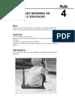 Historia da Educação Brasileira aula 4