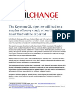 Oil Change International