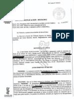 Sentencia TSJCV jubilación PCD