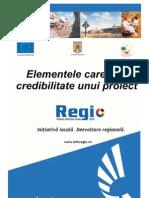 Elementele Care Dau Credibilitate Unui Proiect
