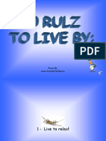 10 rulz to live .pps