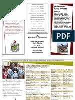 2012 Maine Fairs and Festivals