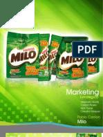 MKT Estrategico Milo Nestle