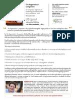 The Sugarmaker's Companion Press Release