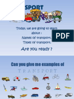 Transport Year 4