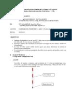 Informe Topografia 1ra Practica