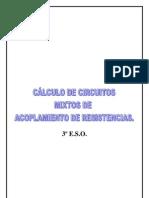 Introduccion a La Resolucion Problemas Basicos de Acoplamiento Resistencias 3eso