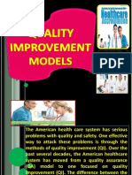 Quality Improvement Method