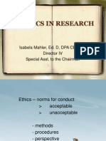 Ethics in Research_dr.mahler