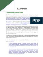 CLASIFICACIÓN (1)