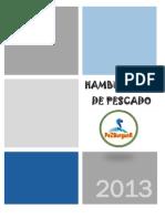 Hamburguesas de Pescado Proyecto Final