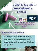 Hots Matematik