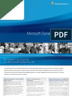 Generalidades Microsoft Dynamics AX 2012