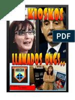 ADECUA UN KIOSCO LLAMADOS ONG.