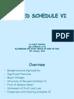 363921 45344 Revised Schedule Vi