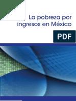 Pobreza Ingresos Mexico Coneval