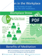 Meditation in the Workplace [INFOGRAPHIC]