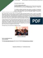 Comana Gazda a Unui Proiect European Pentru Tineri