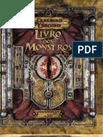 D&D 3.5 - Livro Dos Monstros (BR) - Toca Do Dragao