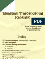 idealismotrascendentaldeireneyandrea-090408142117-phpapp02